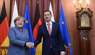 Angela Merkel spotka się z Mateuszem Morawieckim
