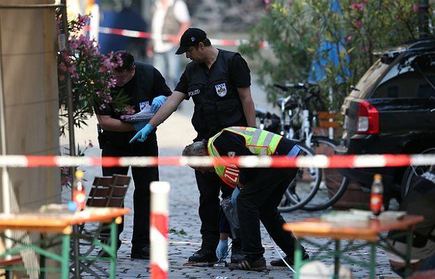 Odpowiedzialność za zamach w Ansbach wzięło na siebie tzw. Państwo Islamskie