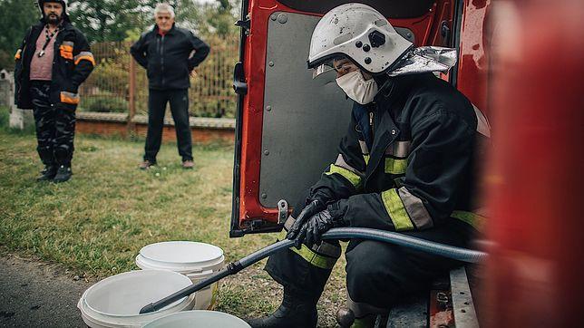 Jak strażak został woziwodą