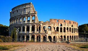 Rzym. Polak uruchomił drona nad Koloseum. Został aresztowany