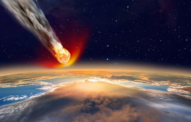 Koniec świata? Asteroida zbliża się do Ziemi