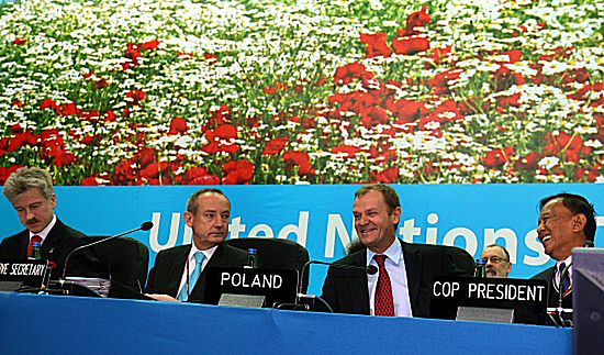 Rozpoczął się Szczyt Klimatyczny ONZ w Poznaniu