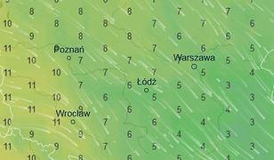 Tak ma wyglądać pogoda we wtorek