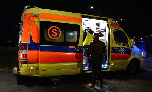 Nożownik zabił mężczyznę na przystanku. Policja zatrzymała napastnika