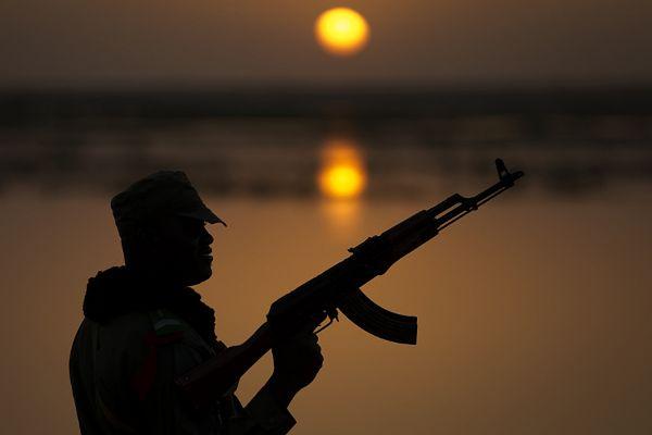 Malijski żołnierz