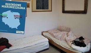 """Metr małego mieszkania jest znacznie droższy niż tego """"standardowego"""""""