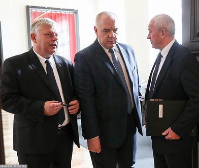 Spółki nadzorowane przez Krzysztofa Tchórzewskiego przejdą w ręce Jacka Sasina.