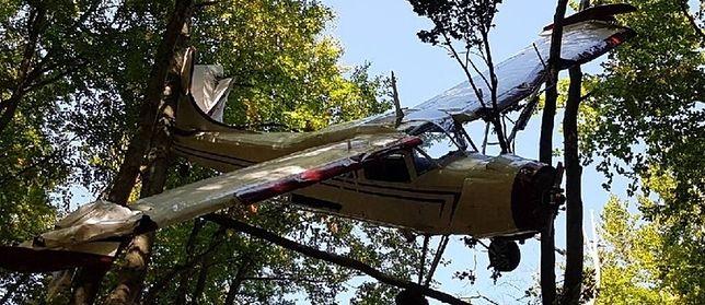 Tajemnicza katastrofa samolotu. Zawieszono śledztwo