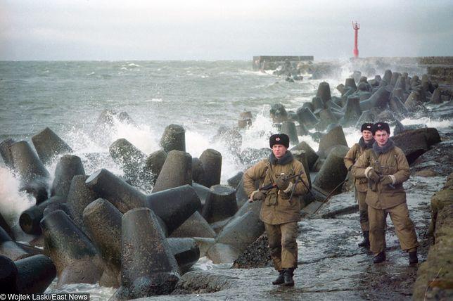 Rosja: Flota Bałtycka Marynarki Wojennej Federacji Rosyjskiej, Baltyjsk, obwód kaliningradzki