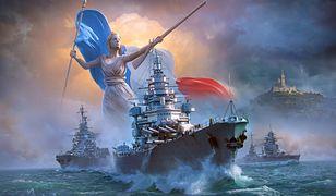 Francuskie pancerniki w World of Warships!