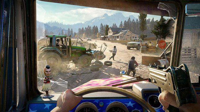 """Far Cry 5"" - mocna gra o militarnym kulcie w USA"