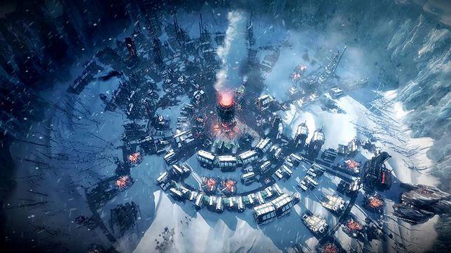 Frostpunk to survivalowa gra, mająca miejsce w XIX w.