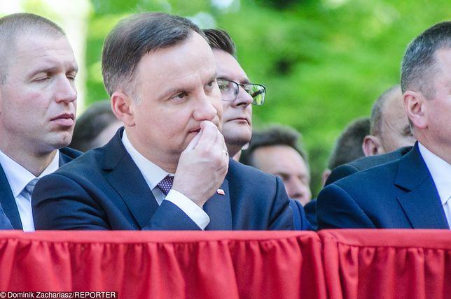 Ulubionym sportem prezydenta Andrzeja Dudy jest jazda na nartach