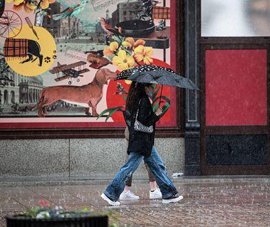 Pogoda w Warszawie w sobotę 17 kwietnia. Deszczowy dzień na horyzoncie