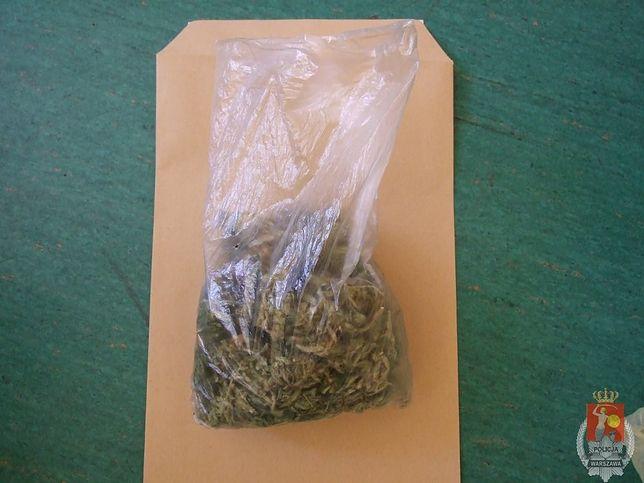 65 gramów marihuany na Woli