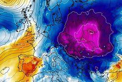 Pogoda długoterminowa. Synoptycy o historycznej zimie w Europie