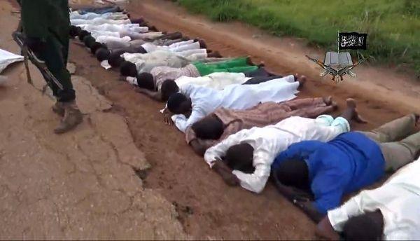 Nigeryjscy islamiści Boko Haram w ofensywie - masakrują kolejne miejscowości
