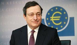 Euro mocno w górę. To efekt doniesień po posiedzeniu EBC