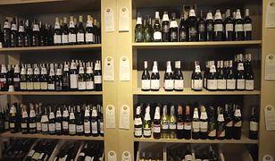 Złodzieje ukradli alkohol za ponad pół miliona euro