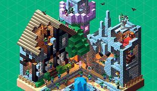Minecraft. Zbuduj! Zombieland