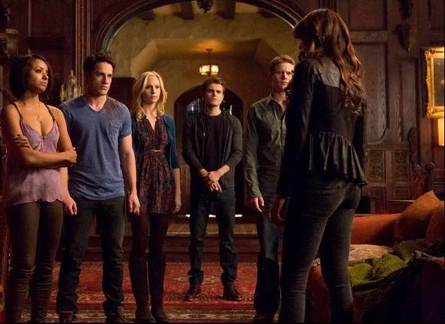 Pamiętniki wampirów sezon 5, odcinek 15: Zaginiona dziewczyna (Gone Girl)