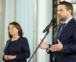 Wybory 2020. Rafał Trzaskowski: Nie będzie łatwo, będą nam rzucać kłody pod nogi