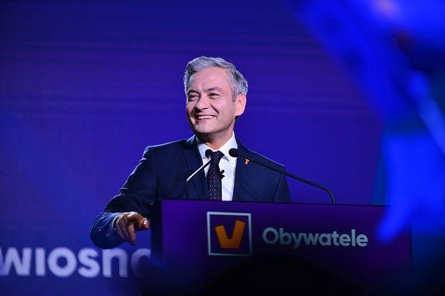 Wybory do PE. PiS z przewagą, Wiosna na podium