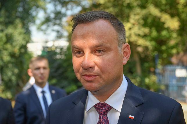 Poważne pytanie do Polaków. Ale to prezydent Andrzej Duda nie zdał egzaminu. Sondaż