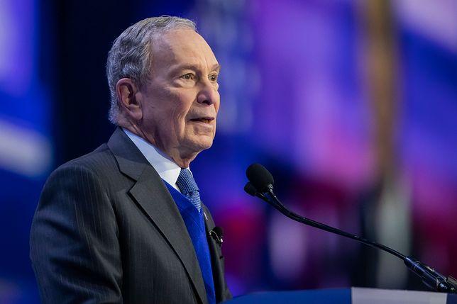 Wybory prezydenckie w USA. Michael Bloomberg wycofuje się z wyścigu