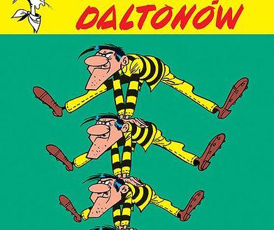 Lucky Luke. Ucieczka Daltonów. Tom 15