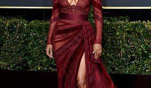 Halle Berry zachwyciła na Złotych Globach. Dekolt w roli głównej