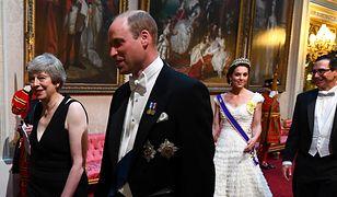 Kate i William spędzili wieczór osobno. Nagle oboje się wymknęli