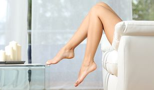 Fotodepilacja gwarantuje gładkość nóg na lata