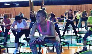Efektywniejszy i... weselszy niż bieganie! Fitness na trampolinach to hit