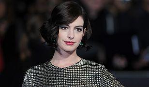 Anne Hathaway jest w ciąży.