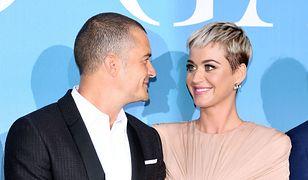 Katy Perry i Orlando Bloom zaczęli się spotykać w 2016 r.
