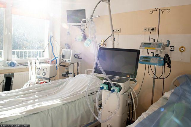 Ministerstwo Zdrowia opublikowało najnowszy raport ws. sytuacji w szpitalach