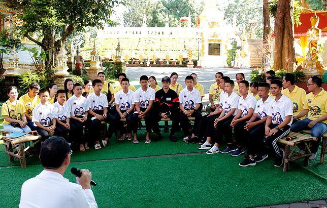 12 chłopców uwięzionych w tajlandzkiej jaskini. Szczegóły akcji ratunkowej