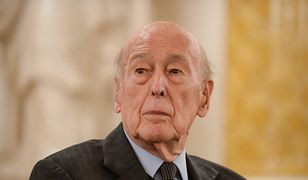 Francja. Valery Giscard d'Estaing, były prezydent Francji oskarżony o molestowanie