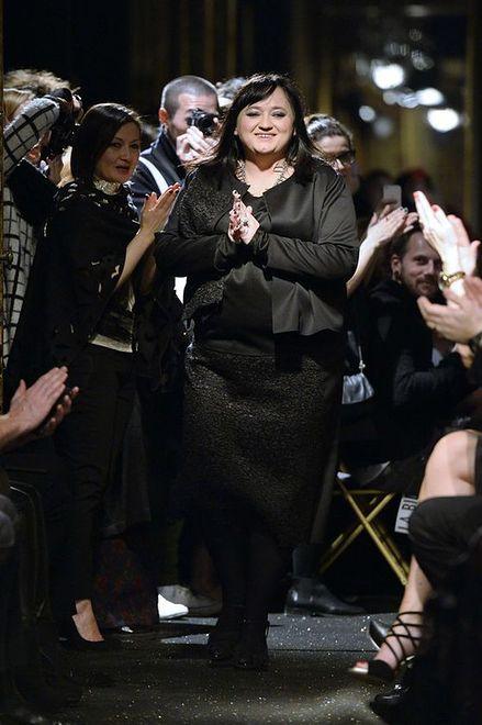 Gosia Baczyńska po raz kolejny na Paryskim Tygodniu Mody