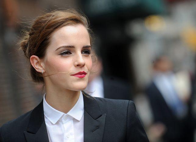 """Emma Watson ukrywa """"Małe kobietki"""""""