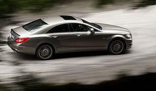 Mercedes CLS63 AMG: samochód-szaleństwo