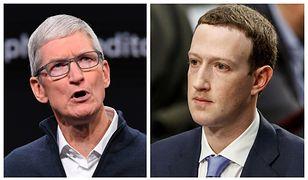 Konflikt między Zuckerbergiem i Cookiem trwa od lat