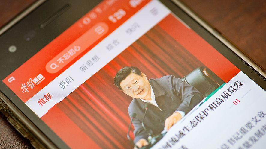 fot. Yichuan Cao/NurPhoto via Getty Images