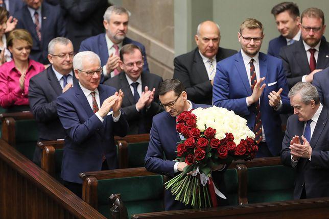 Sejm udzielił wotum zaufania nowemu rządowi Mateusza Morawieckiego