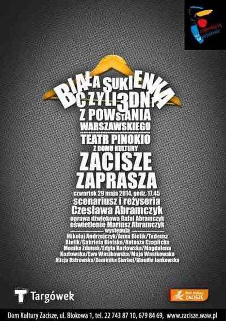 Biała sukienka, czyli 3 dni z Powstania Warszawskiego