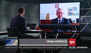 """Wybory 2020. Prezydencki minister Paweł Mucha o obietnicach. """"Mogą się pojawić nowe 'plusy'"""""""