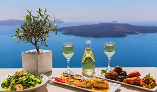 Grecja to niezapomniane widoki i pyszna kuchnia