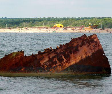 Na dnie Bałtyku spoczywa arsenał z II wojny światowej