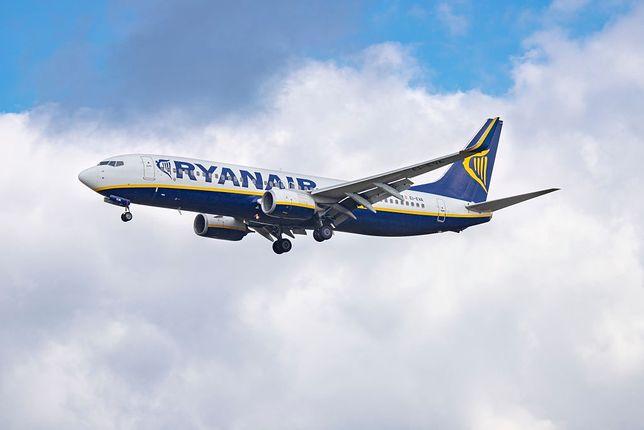 Lot z Londynu do Lizbony. Oto jak nie powinna wyglądać podróż samolotem w czasie epidemii